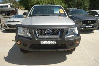 2012 Nissan Pathfinder R51 MY10 ST Silver 5 Speed Sports Automatic Wagon.