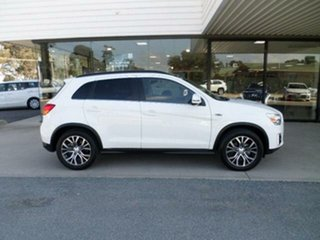 2016 Mitsubishi ASX XB MY15.5 XLS (2WD) White Solid Continuous Variable Wagon