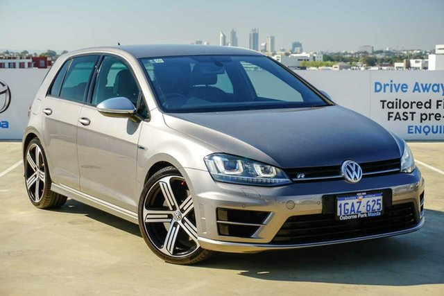 Used Volkswagen Golf VII MY17 R DSG 4MOTION Osborne Park, 2016 Volkswagen Golf VII MY17 R DSG 4MOTION Grey 6 Speed Sports Automatic Dual Clutch Hatchback