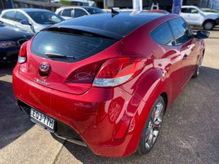 2014 Hyundai Veloster FS3 + Coupe Red 6 Speed Manual Hatchback