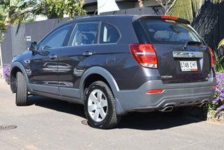 2014 Holden Captiva CG MY14 7 LS Grey 6 Speed Sports Automatic Wagon.