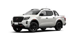 2021 Nissan Navara D23 Pro-4X White Pearl 7 Speed Automatic Dual Cab Utility