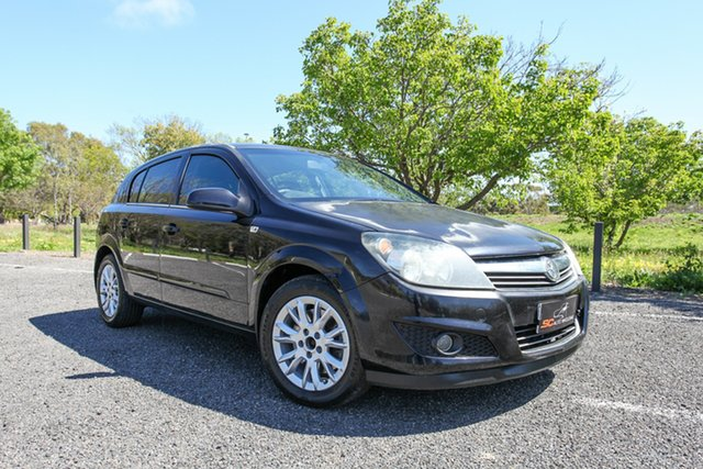 Used Holden Astra AH MY09 CDTi Lonsdale, 2009 Holden Astra AH MY09 CDTi Black 6 Speed Sports Automatic Hatchback