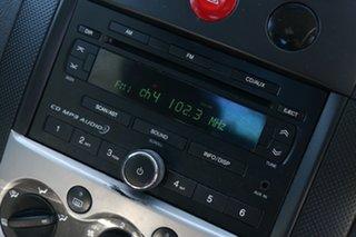 2006 Holden Barina TK White 4 Speed Automatic Hatchback