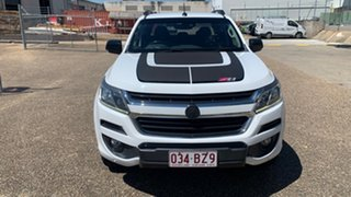 2018 Holden Colorado RG MY18 Z71 (4x4) White 6 Speed Automatic Crew Cab Pickup