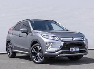 2020 Mitsubishi Eclipse Cross YA MY20 Exceed AWD Grey 8 Speed Constant Variable Wagon.
