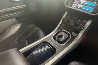 2015 Land Rover Range Rover Evoque L538 MY15 SD4 Dynamic White 9 Speed Sports Automatic Wagon