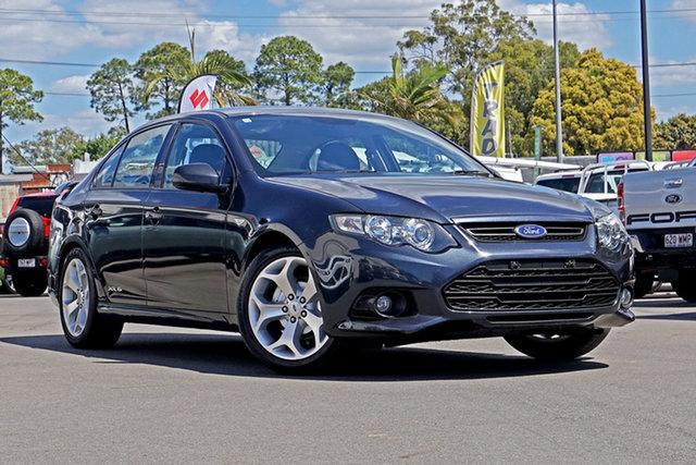 Used Ford Falcon FG MkII XR6 Chandler, 2012 Ford Falcon FG MkII XR6 Grey 6 Speed Sports Automatic Sedan