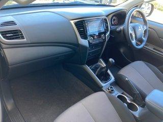 2020 Mitsubishi Triton MR MY20 GLX-R (4x4) 6 Speed Manual Double Cab Pick Up