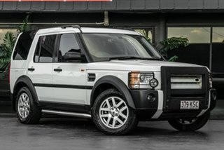 2007 Land Rover Discovery 3 SE White 6 Speed Sports Automatic Wagon.