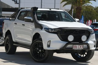 2021 Mazda BT-50 TFS40J XTR White 6 Speed Sports Automatic Utility.