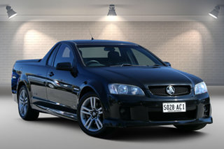 2009 Holden Ute VE MY09.5 SS Black 6 Speed Manual Utility.