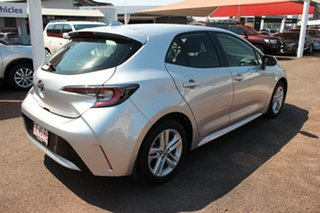 2019 Toyota Corolla Mzea12R Ascent Sport Silver Pearl 1 Speed Automatic Hatchback