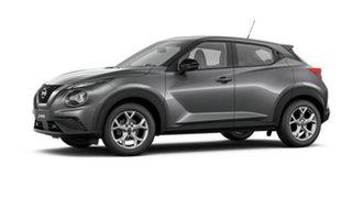 2021 Nissan Juke F16 ST+ DCT 2WD Gun Metallic 7 Speed Sports Automatic Dual Clutch Hatchback