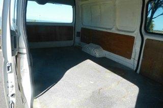 2005 Toyota HiAce TRH201R LWB White 5 Speed Manual Van