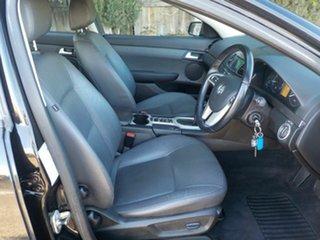 2009 Holden Commodore VE MY09.5 International Black 4 Speed Automatic Sportswagon