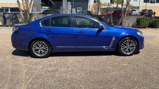 2016 Holden Calais VF II Blue 6 Speed Automatic Sedan.