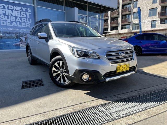 Used Subaru Outback MY15 2.5I Premium AWD Rosebery, 2016 Subaru Outback MY15 2.5I Premium AWD Silver Continuous Variable Wagon