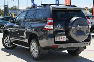 2017 Toyota Landcruiser Prado GDJ150R VX Grey 6 Speed Sports Automatic Wagon.