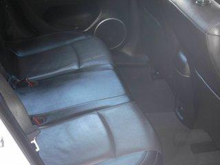 2010 Holden Cruze JG CDX White 5 Speed Manual Sedan