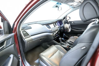 2016 Hyundai Tucson TL Active X 2WD Red 6 Speed Sports Automatic Wagon