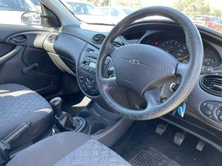 2002 Ford Focus LR MY2003 CL Grey 5 Speed Manual Hatchback