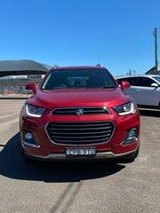 2016 Holden Captiva CG MY16 LTZ AWD Red 6 Speed Sports Automatic Wagon.