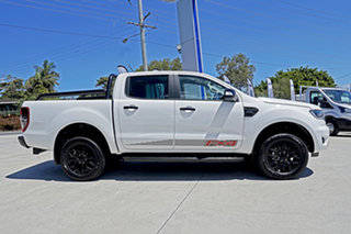 2021 Ford Ranger PX MkIII 2021.75MY FX4 White 10 Speed Sports Automatic Double Cab Pick Up