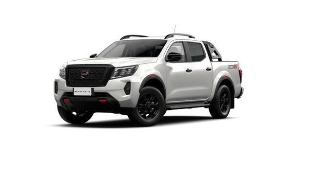New Nissan Navara D23 Pro-4X Hamilton, 2021 Nissan Navara D23 Pro-4X White Pearl 7 Speed Automatic Dual Cab Utility