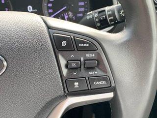 2018 Hyundai Tucson TL3 Highlander White Sports Automatic Dual Clutch Wagon