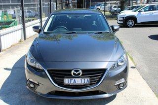 2014 Mazda 3 BM5478 Maxx SKYACTIV-Drive Grey 6 Speed Sports Automatic Hatchback.