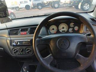 2005 Mitsubishi Lancer CH MY05 ES Blue 5 Speed Manual Wagon