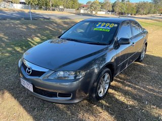 2007 Mazda 6 GG1032 MY07 Classic Sports Brown 5 Speed Sports Automatic Hatchback.