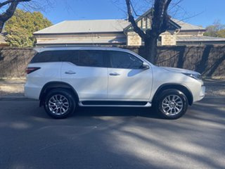 2021 Toyota Fortuner GUN156R Crusade Crystal Pearl 6 Speed Automatic Wagon