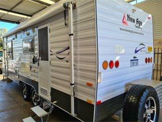 2013 New Age OZ Classic Caravan.