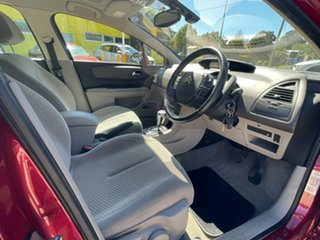 2007 Citroen C4 Red 4 Speed Automatic Hatchback.