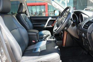 2017 Toyota Landcruiser Prado GDJ150R VX Grey 6 Speed Sports Automatic Wagon