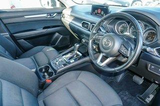 2018 Mazda CX-5 KF4WLA Maxx SKYACTIV-Drive i-ACTIV AWD Sport Jet Black 6 Speed Sports Automatic