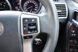 2017 Toyota Landcruiser Prado GDJ150R VX Graphite 6 Speed Automatic Wagon