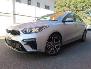 2018 Kia Cerato BD MY19 Sport+ Silver 6 Speed Sports Automatic Hatchback.