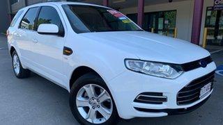 2011 Ford Territory SZ TX (4x4) White 6 Speed Automatic Wagon.
