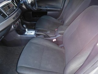 2013 Mitsubishi Lancer Silver 6 Speed Automatic Hatchback