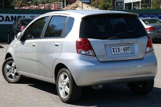 2006 Holden Barina TK White 4 Speed Automatic Hatchback.