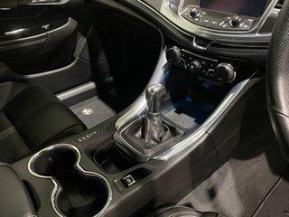 2016 Holden Commodore VF II MY16 SS V Blue 6 Speed Manual Sedan
