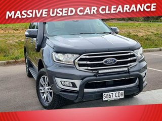 2019 Ford Everest UA II 2019.75MY Trend Grey 10 Speed Sports Automatic SUV.