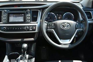 2018 Toyota Kluger GSU50R GX 2WD Silver 8 Speed Sports Automatic Wagon