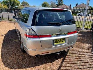 2007 Honda Odyssey 3rd Gen MY07 Nh-700mx-Alabaster Silver 5 Speed Sports Automatic Wagon