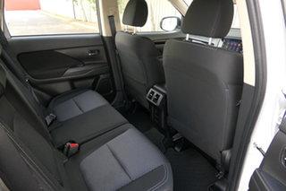 2018 Mitsubishi Outlander ZL MY19 ES AWD Starlight 6 Speed Constant Variable Wagon