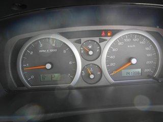 2005 Ford Territory SX TS Black 4 Speed Sports Automatic Wagon