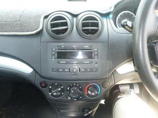 2011 Holden Barina TK MY11 Burgundy 4 Speed Automatic Hatchback